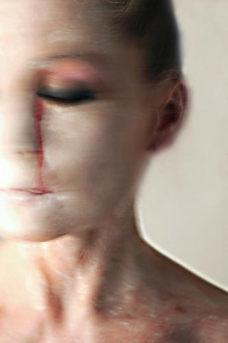 La llàgrima de sang